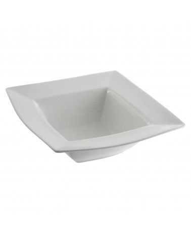 "Whittier 12"" Square Rim Bowl (42 oz.)"
