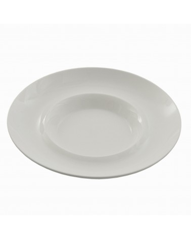 "Whittier 12"" Rim Soup Bowl"