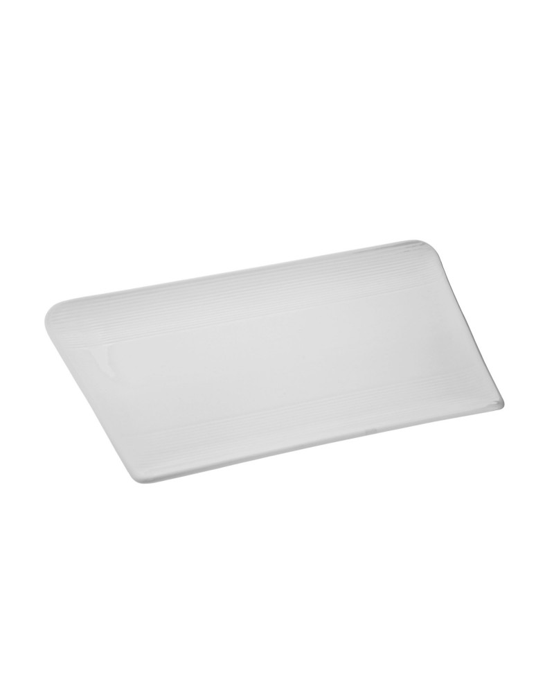 "Whittier 9"" x 13"" Trapezoid Plate"