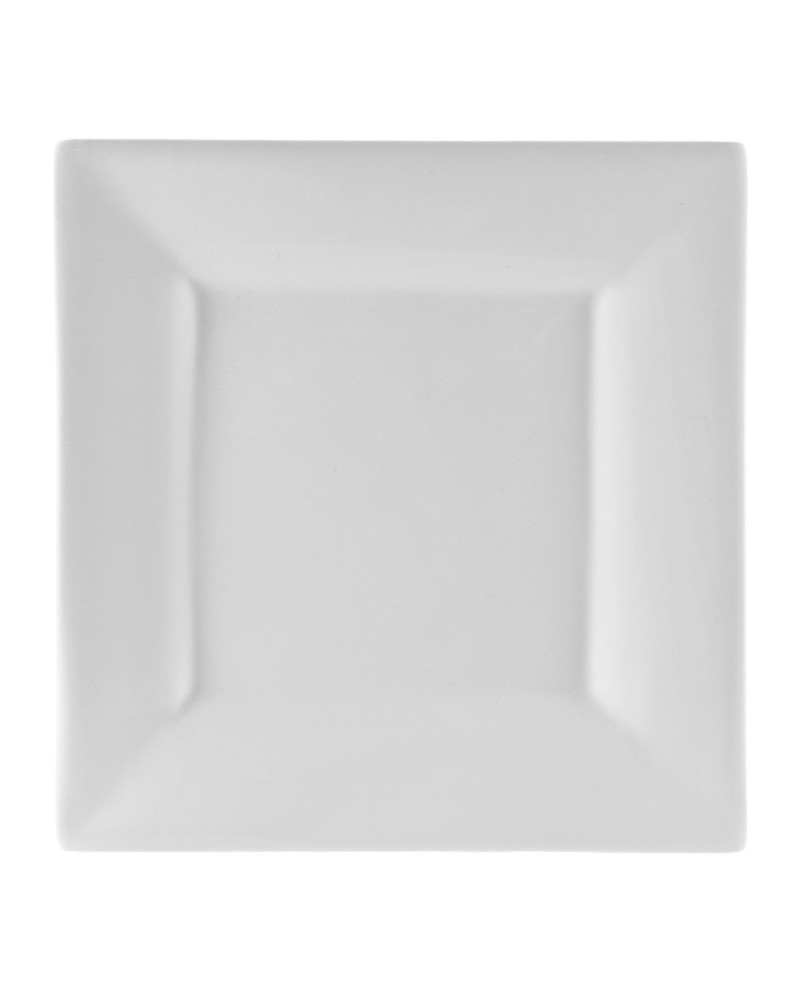 "Whittier 16"" Square Plate"