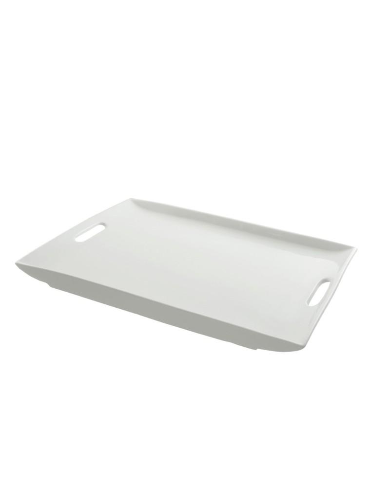 "Whittier 20"" x 15"" Rect. Platter w Handles"