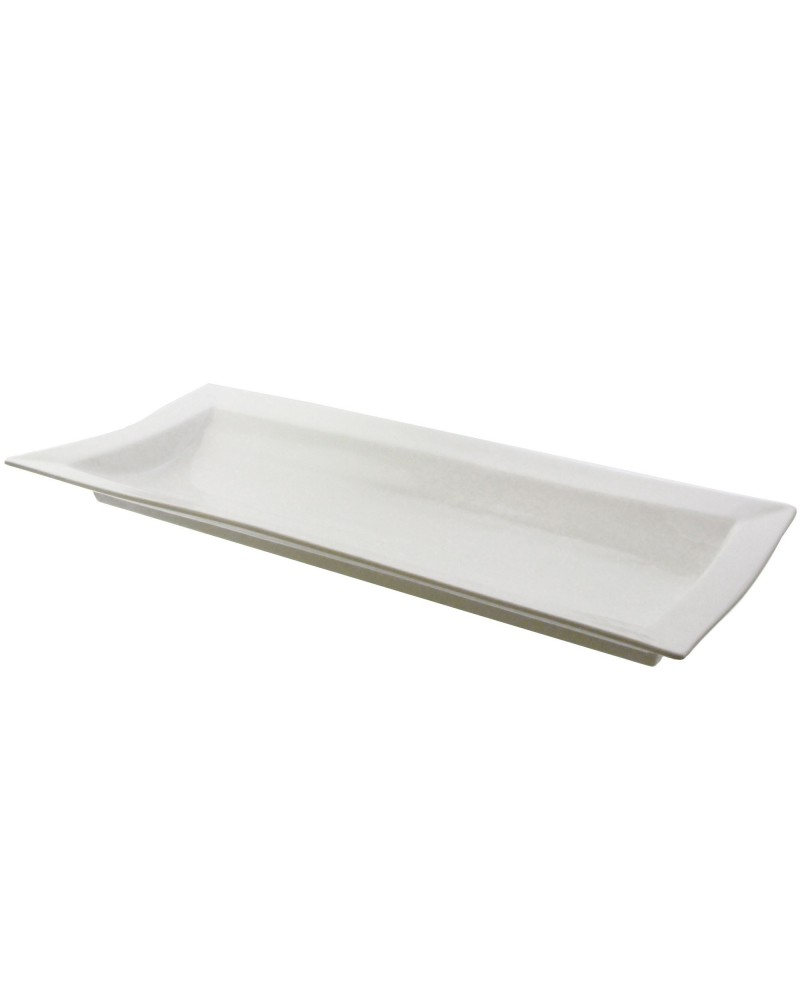 "Whittier 26"" Rectangle Ridge Platter"