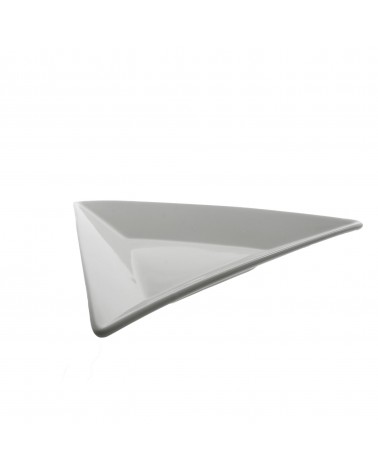 "Whittier 8"" Triangle Plate"