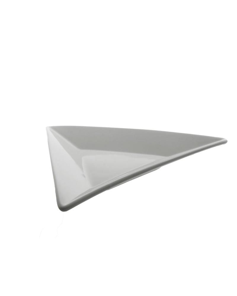 "Whittier 8"" Triangle Plate"