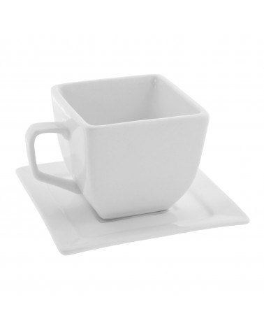 Whittier Square Cup Saucer (4 oz.)