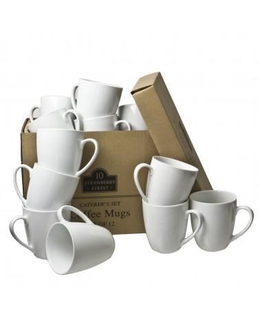 Caterer's Set of 12 Mugs