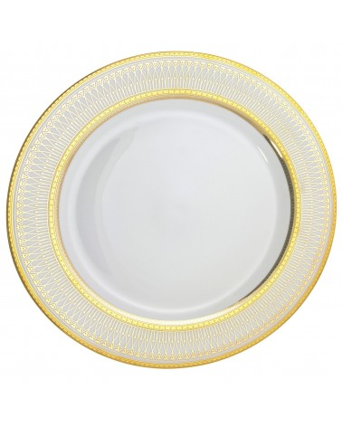 Iriana Gold Charger Plate