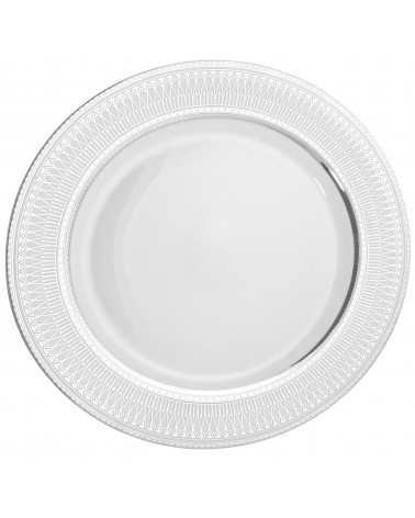 Iriana Silver Charger Plate