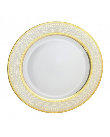 Iriana Gold Dinner Plate