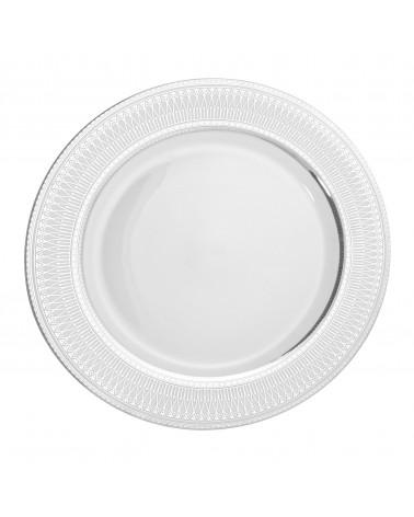 Iriana Silver Dinner Plate