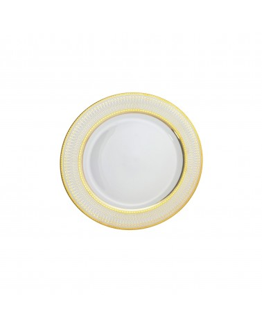 Iriana Gold Bread & Butter Plate