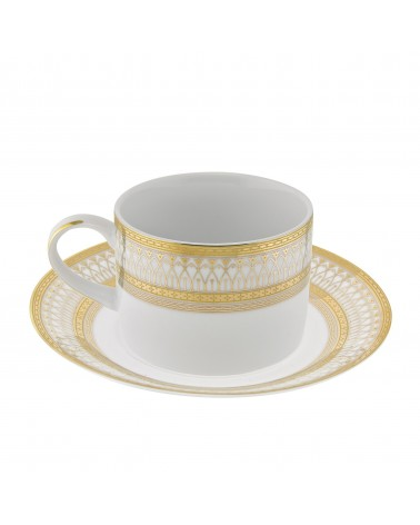 Iriana Gold Can Cup/Saucer