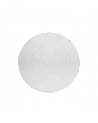 Hammered Glass Salad/Dessert Plate