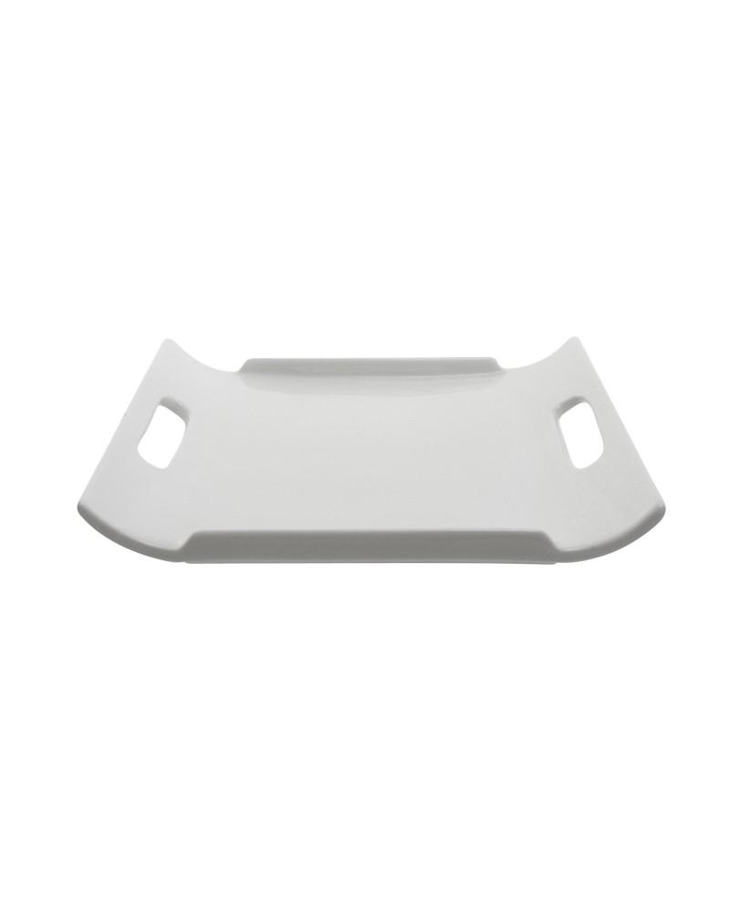 "Whittier Rectangle Platter W/ Handles 10"""