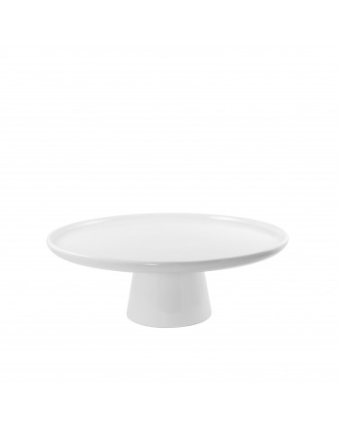 """Whittier Cake Stand W/Foot 8"""""""