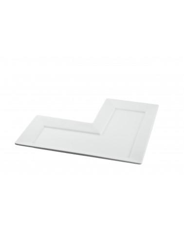 Whittier L Plate