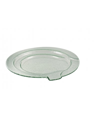 Deco Glass  3-Level Platter