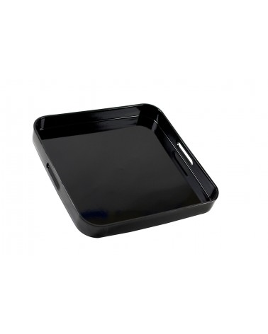 Lacquer  Square Serving Tray