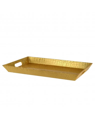 Gator Gold Rectangular Tray