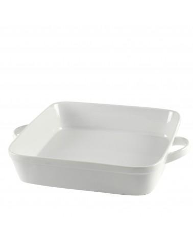 "Delano White Square Bakeware 10"""