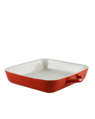 Sienna Red Square Bakeware 11""