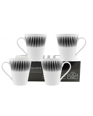 Serratta Mug Set Of 4