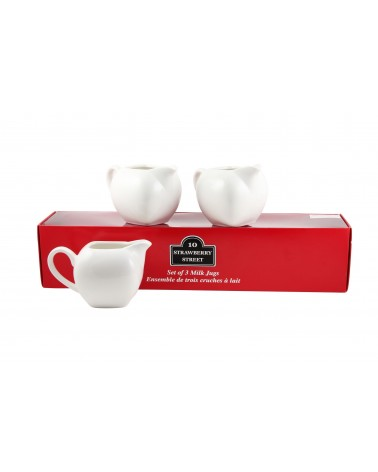 Tid Bit Sets Red Box Milk Jug Set Of 3