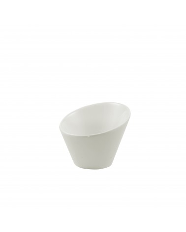 Whittier Tall Slant Bowl 3""