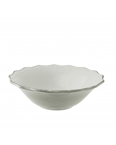 Oxford Ceral Bowl - Cream