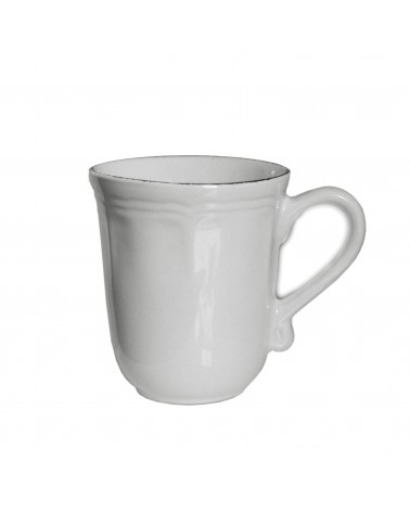 Oxford Mug - Vintage White