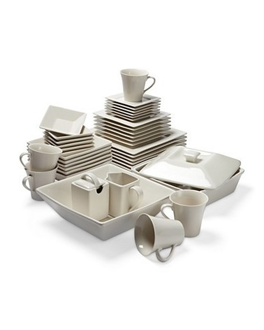 Nova 42 Piece Dinnerware Set