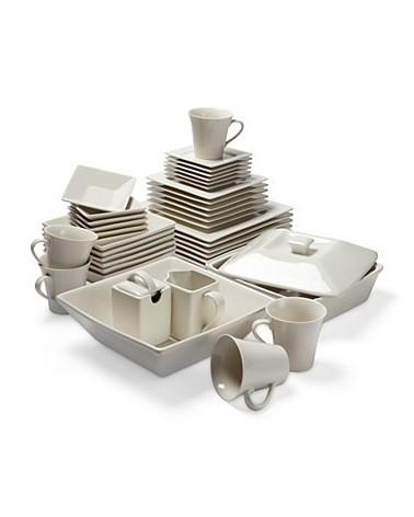 Nova 42 Piece Dinnerware Set