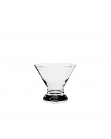 Bolero Glass Dessert Dish 7.5 oz.