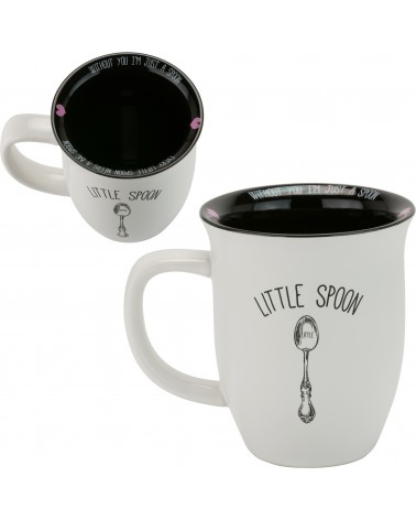 LITTLE SPOON RIM MUG