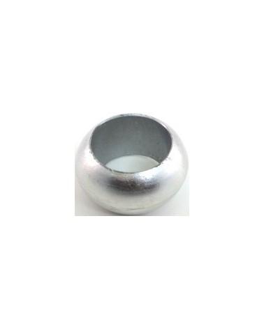 Lacquer Silver Napkin Rings
