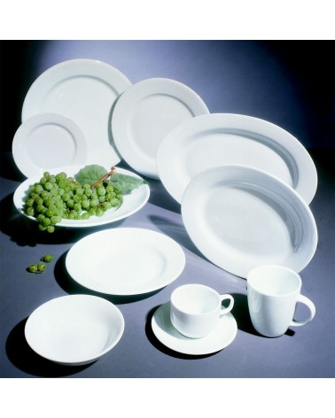"Bistro 8"" Salad Dessert Plate"