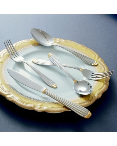 Parisian Gold  Salad Fork