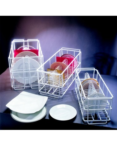 Plate Racks   Porcelain Charger Rack (12)