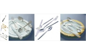 Ten strawberry street Flatware and Silverware