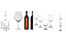 Glassware and Stemware | Wine glasses, glassware sets, glassware collections, fancy glassware