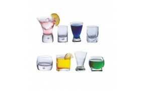 Shooters, Glassware and Barware | Wine glasses, glassware sets, glassware collections, fancy glassware