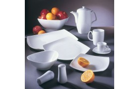 Aurora Square, Shapes & Serveware from Ten strawberry Street